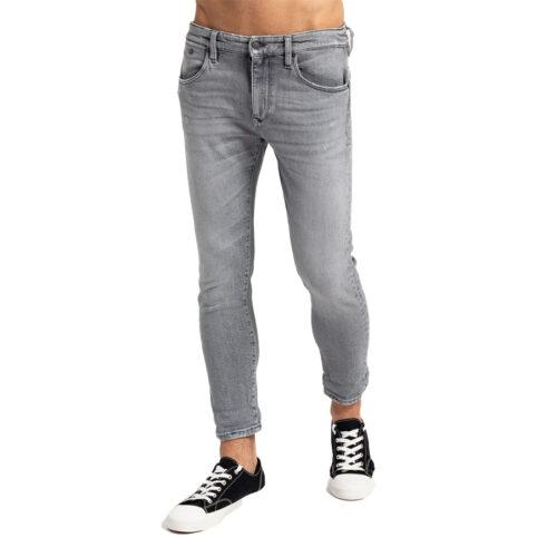 Ανδρικό Παντελόνι Τζιν STAFF Χρώμα Flexy Man Pant 5-820.447.GRS.046