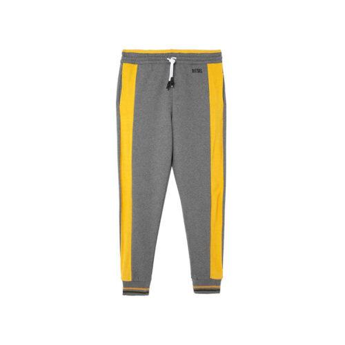 DIESEL Ανδρική Φόρμα Χρώμα Γκρι/Κίτρινο UMLB-PETER-SP A03067 0BFAA E5623 grey/yellow