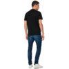 Replay Ανδρικό T-shirt Xρώμα Μαύρο REPLAY CREWNECK COTTON T-SHIRT M3466 .000.22608 -098 black