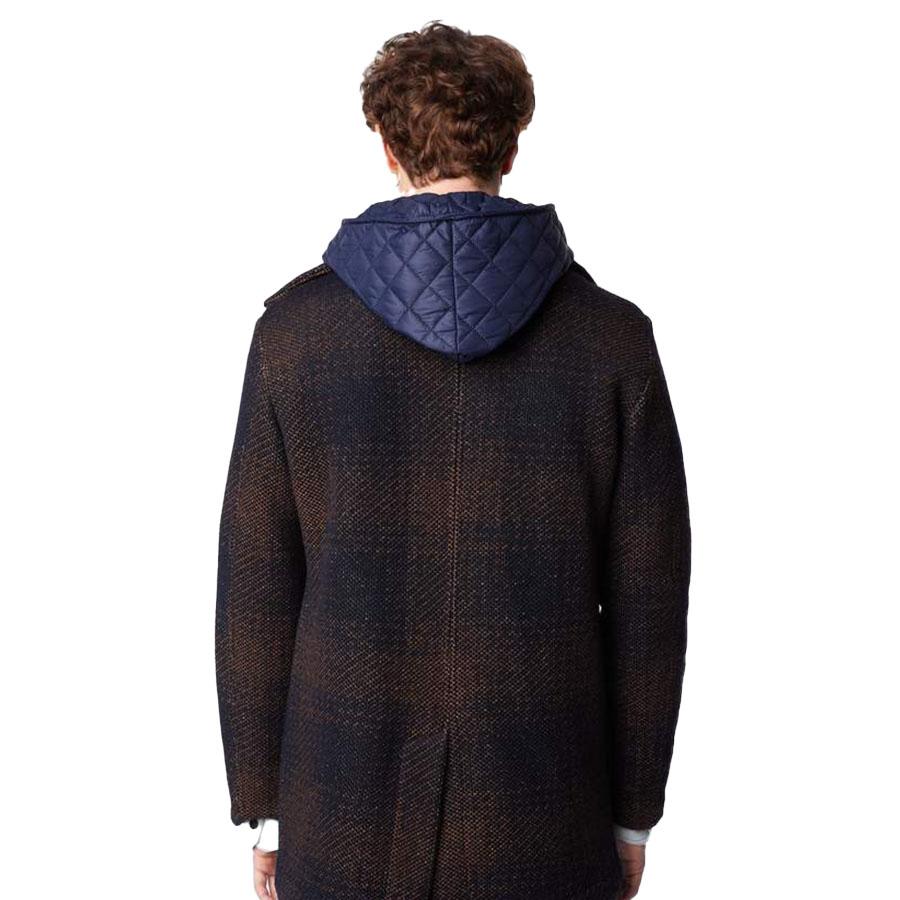 Ανδρικό Παλτό GAS KIBOU men's wool coat A2349 290144 423388 1418 -beige